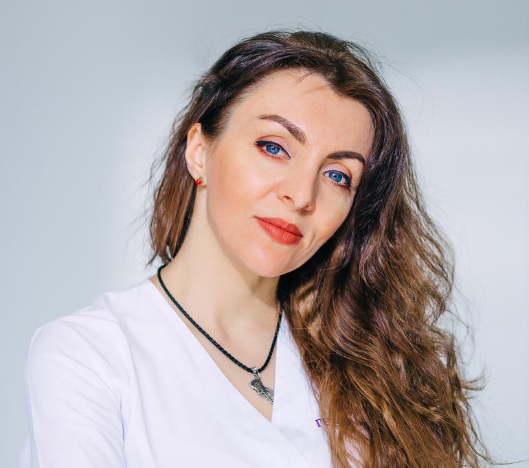 Бєлкіна Олександра Василівна
